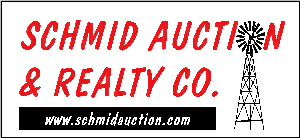 Schmid Auction & Realty Co. logo