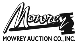 Mowrey Auction Co. logo